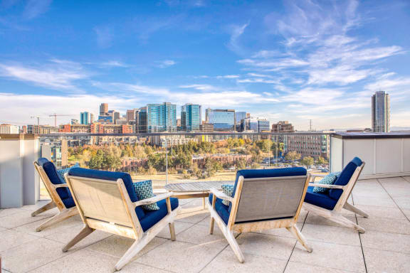 Rooftop Terrace at Centric LoHi by Windsor, Colorado, 80211