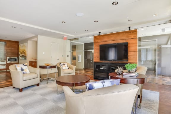 Luxurious Interiors at The Victor by Windsor, Boston, 02114