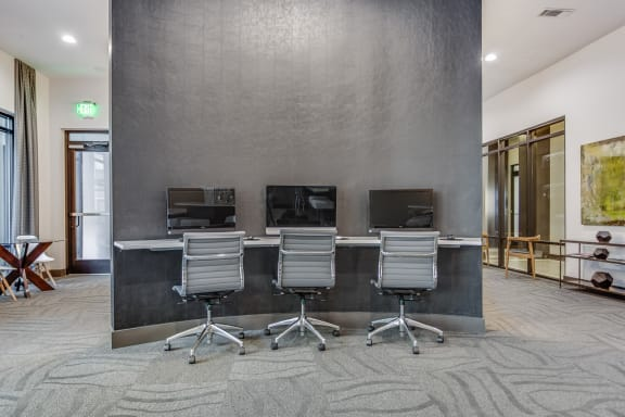 Modern Business Center at Windsor CityLine, Richardson, Texas