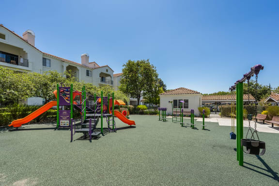 Playground at Mission Pointe by Windsor, 1063 Morse Avenue, Sunnyvale
