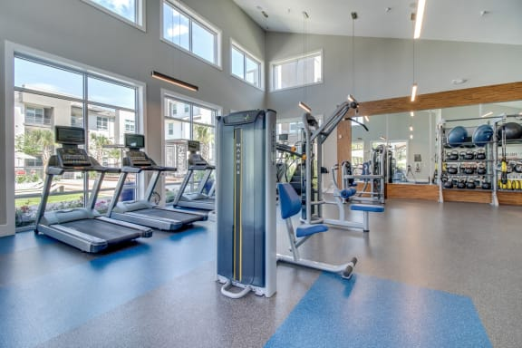 Fitness Center at Windsor Republic Place, 5708 W Parmer Lane, Austin