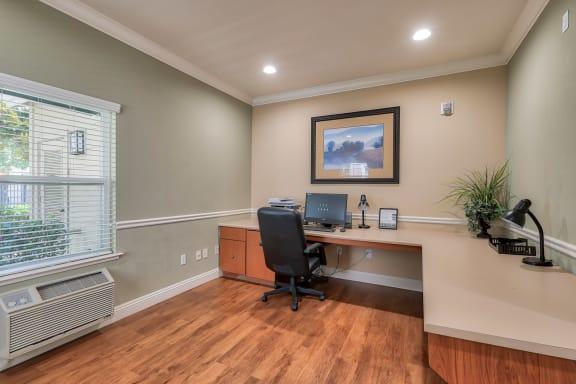 Business Center at The Kensington, Pleasanton, 94566
