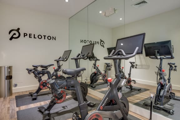 Peloton Bikes and Spin Classes at Amaray Las Olas by Windsor, Florida, 33301
