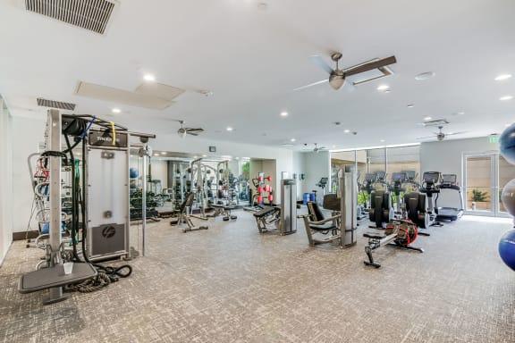 24-Hour Fitness Center at Windsor Memorial, Houston, Texas