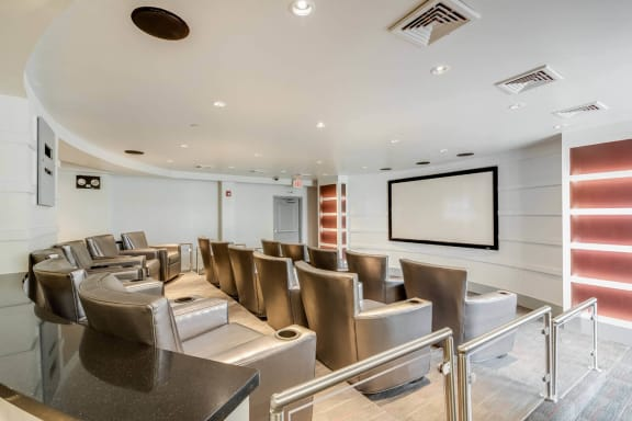 Theater Room at Windsor at Contee Crossing, 20707, MD