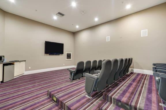 Movie Theatre at The Estates at Park Place, California, 94538