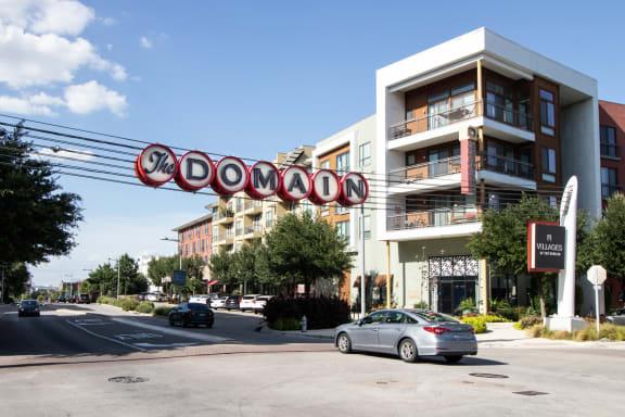 The Domain, Austin, TX