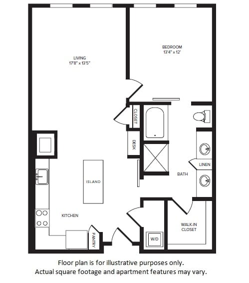 Floor Plan  A10(1) floor plan at Windsor Turtle Creek, TX, 75219, opens a dialog