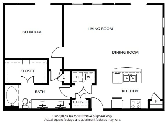 Floor Plan  A7 updated floor plan at Windsor Metro West, Plano, TX