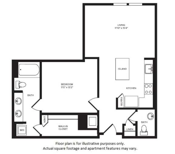 Floor Plan  A7(2) floor plan at Windsor Turtle Creek, Texas, 75219, opens a dialog