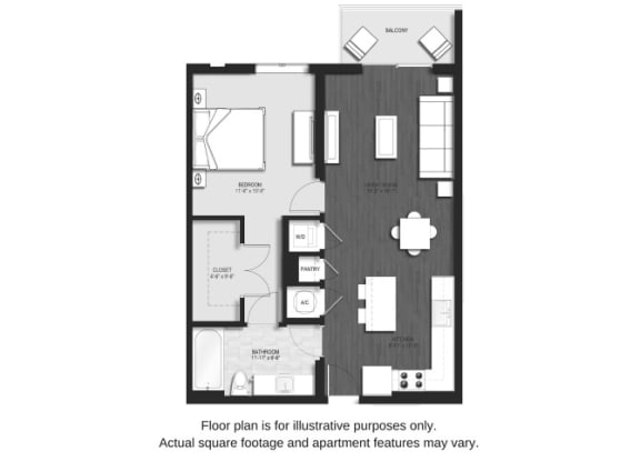 Floor Plan  A1 Floor Plan at Allure by Windsor, FL, 33487, opens a dialog