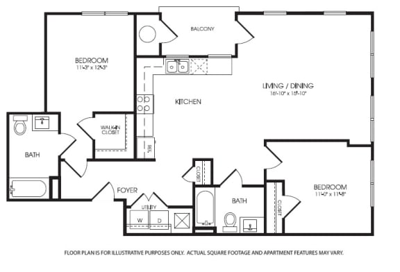 Floor Plan  Amsterdam floor plan at The Manhattan Tower and Lofts, Colorado, 80202, opens a dialog