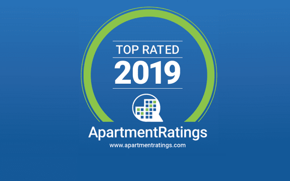 ApartmentRatings Top Rated 2019 Award at Element 47 by Windsor, 80211, CO