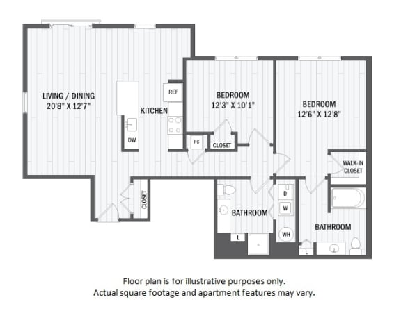 Floor Plan  B11(1) floor plan at Jack Flats by Windsor, Massachusetts, 02176