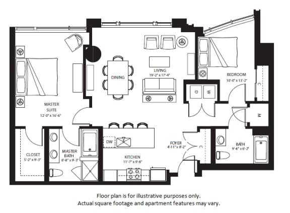 Floor Plan  B2 North NEW(1) floor plan