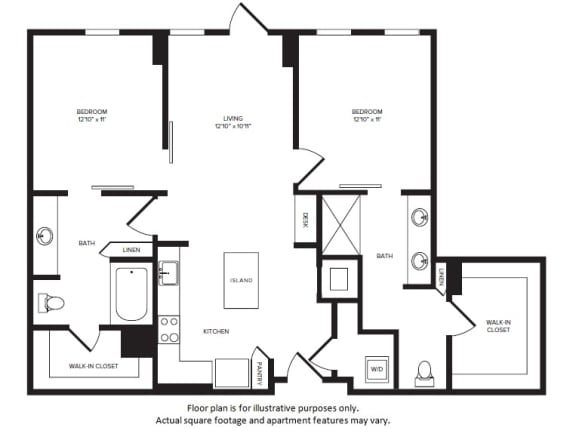 Floor Plan  B2(4) at Windsor Turtle Creek, TX, 75219, opens a dialog