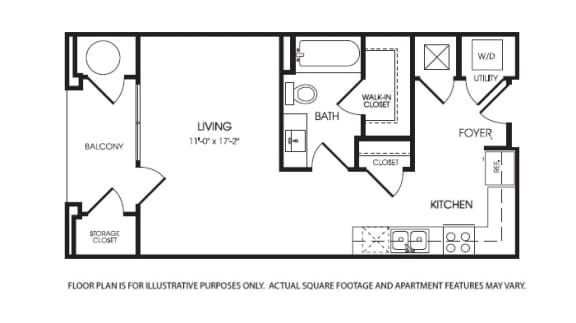 Floor Plan  Gershwin floor plan at The Manhattan Tower and Lofts, CO, 80202, opens a dialog
