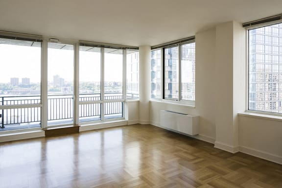 Hardwood Floors at The Ashley, New York, NY,10069
