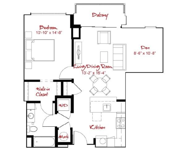 Floor Plan  A2D