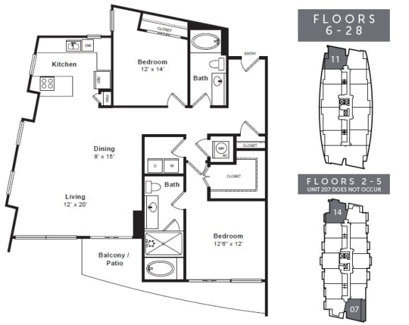 Floor Plan  B2F