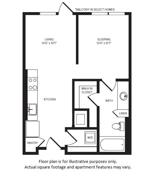 Floor Plan  S1 floor plan at Windsor Turtle Creek, 3663 Cedar Springs Rd, 75219, opens a dialog