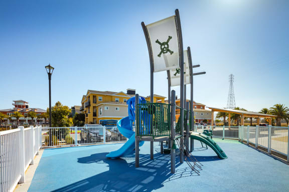 Community Playground at Blu Harbor by Windsor, Redwood City, California