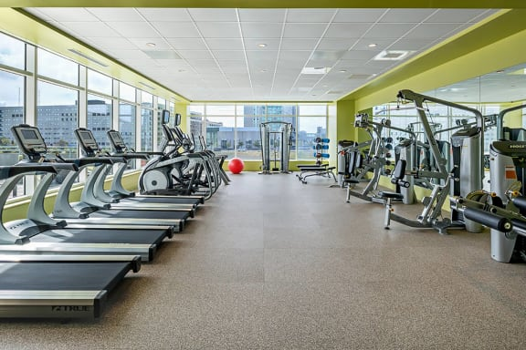 24 Hour Strength and Cardio Club at Waterside Place by Windsor, Massachusetts, 02210