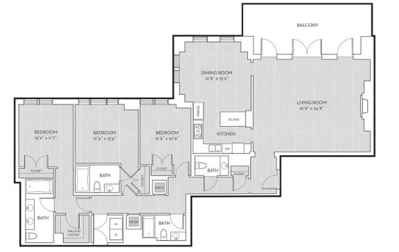 Floor Plan  PH12, opens a dialog