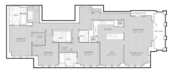 Floor Plan  PH16, opens a dialog