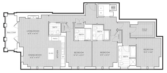 Floor Plan  PH5, opens a dialog