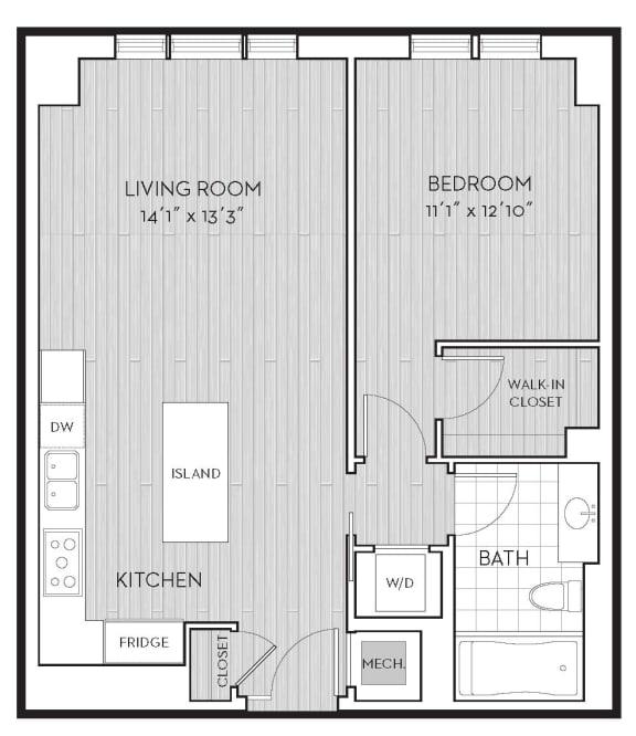 Floor Plan  PH8