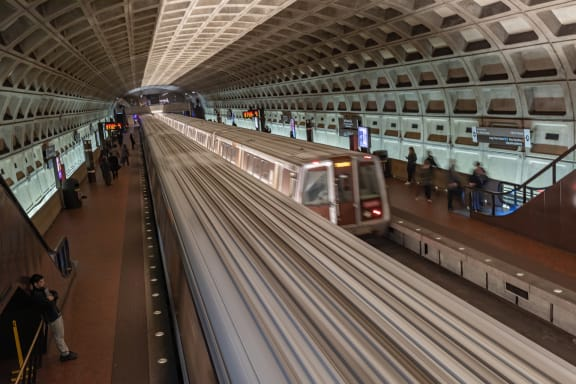 Close to transit at The Woodley, Washington, DC