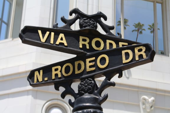 Walk down the famous Rodeo Drive in neighboring city Beverly Hills at 5550 Wilshire at Miracle Mile by Windsor, Los Angeles, 90036