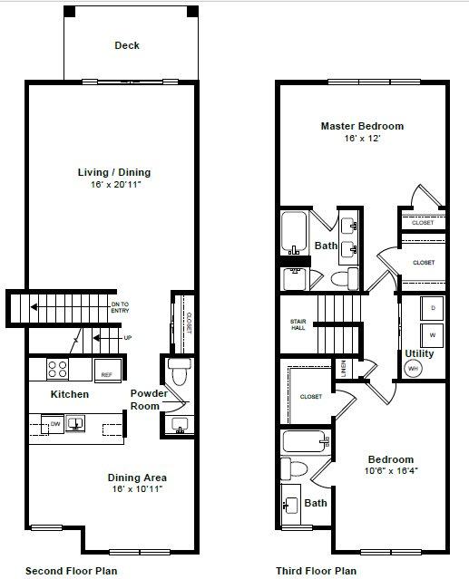 Floor Plan  Sea Breeze floor plan at Windsor at Mariners, NJ, 07020