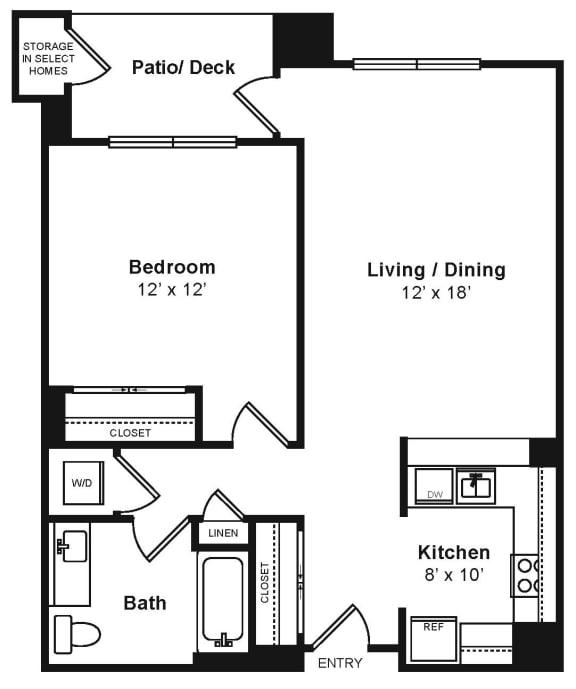 Floor Plan  Venice