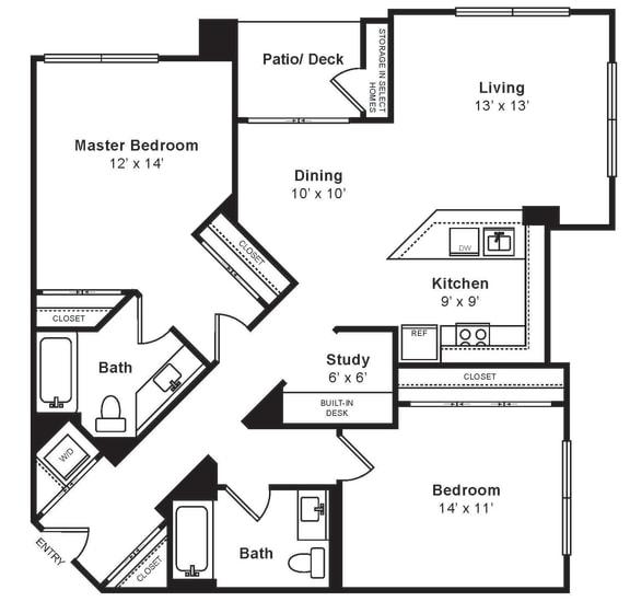 Floor Plan  Villar