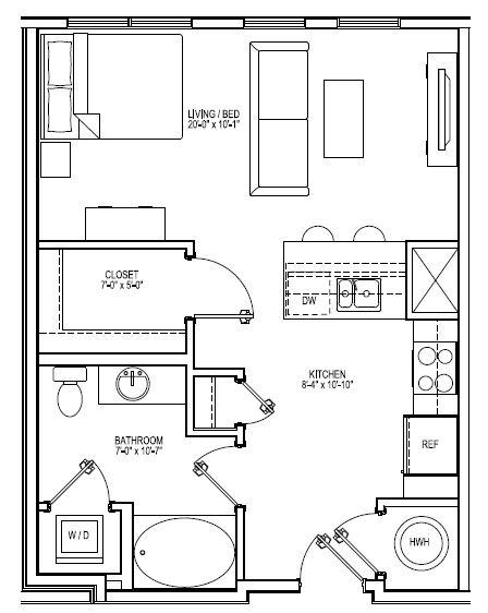 Floor Plan  S1C