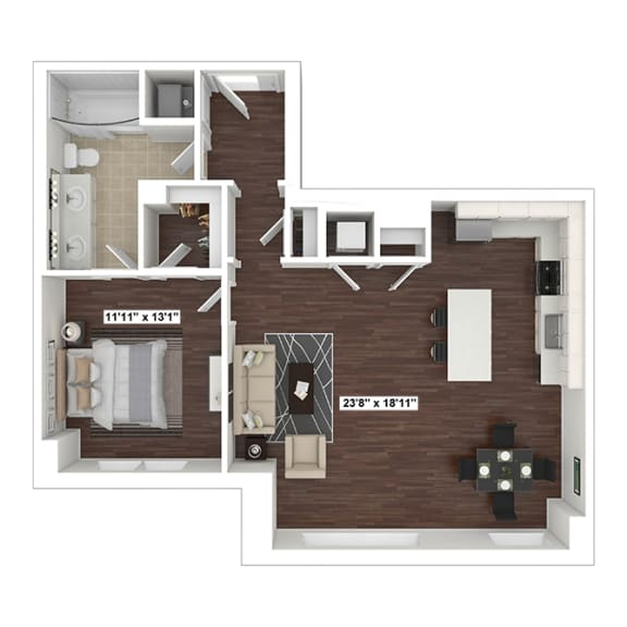 Floor Plan  PH3