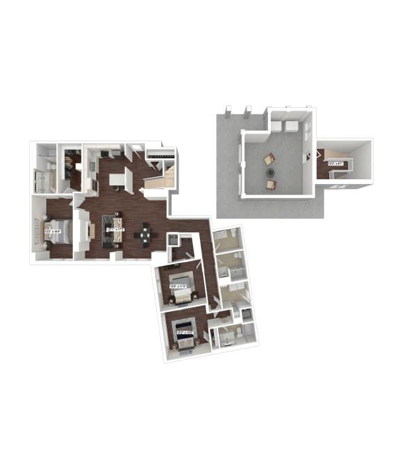 Floor Plan  PH11