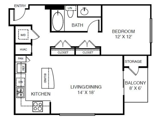 Floor Plan  A5R10