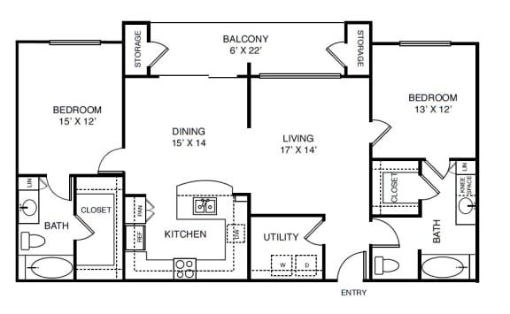 Floor Plan  L5