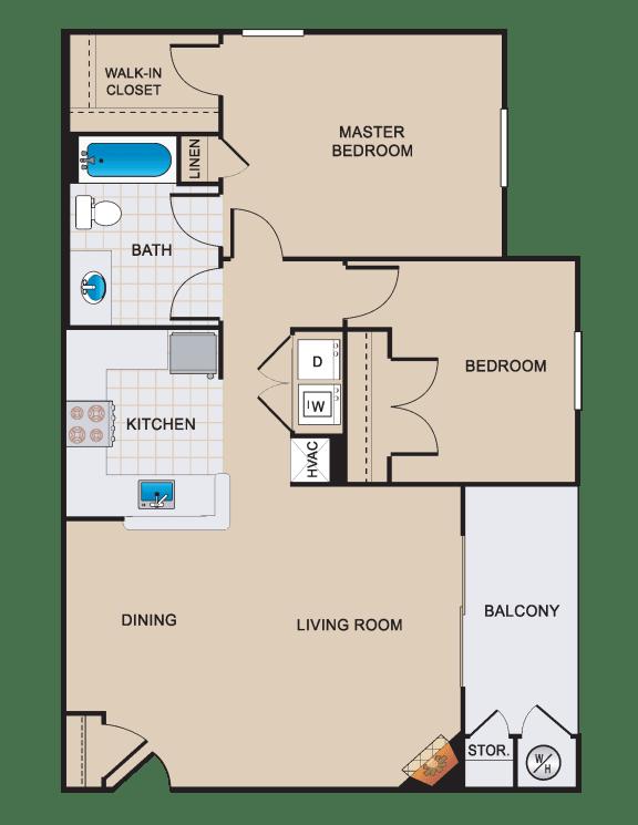 Floor Plan  Yosemite