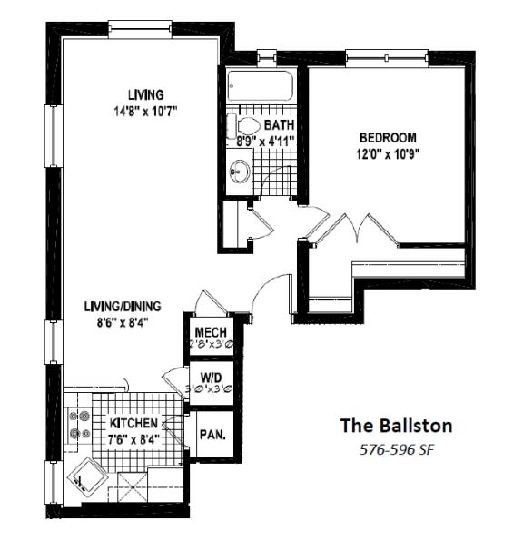 THE BALLSTON