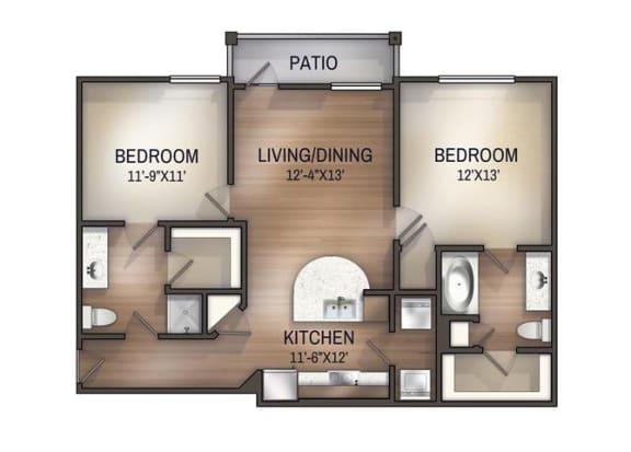 Floor Plan  Howard
