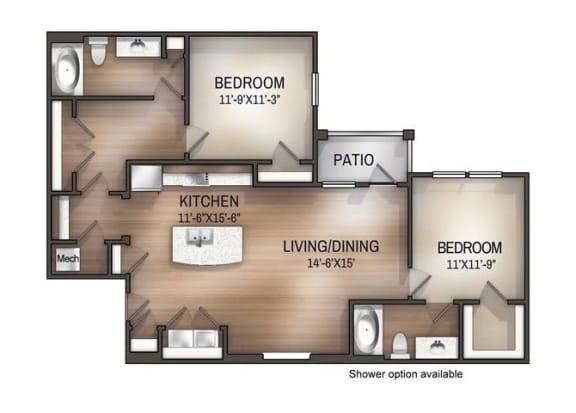 Floor Plan  Morris