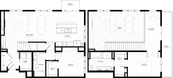 Floor Plan  Nuvelo at Parkside Apartments in Apple Valley, MN Floor Plan