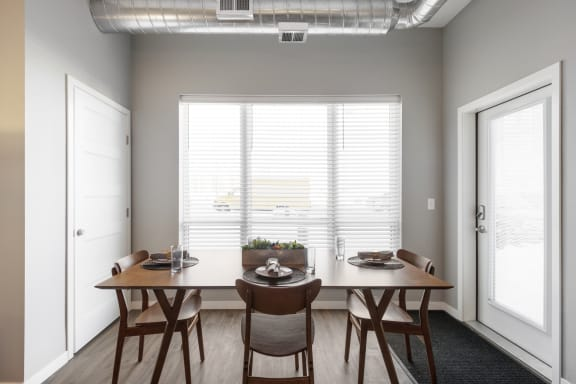 Nuvelo at Parkside Apartments in Apple Valley, MN Dining Area
