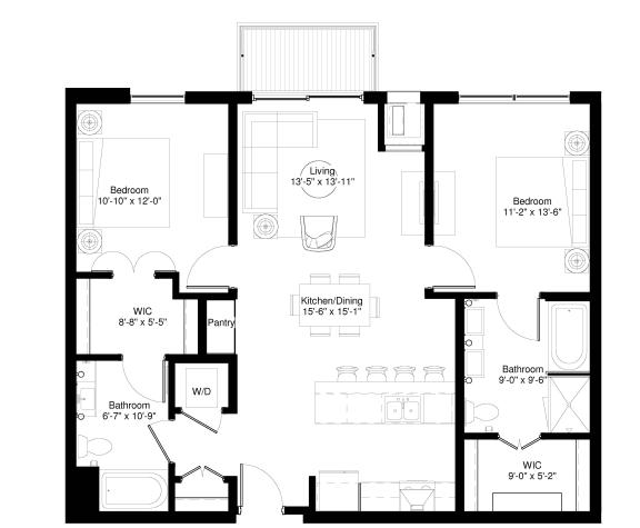 Floor Plan  American Elm