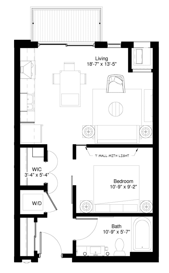 Floor Plan  Bigtooth
