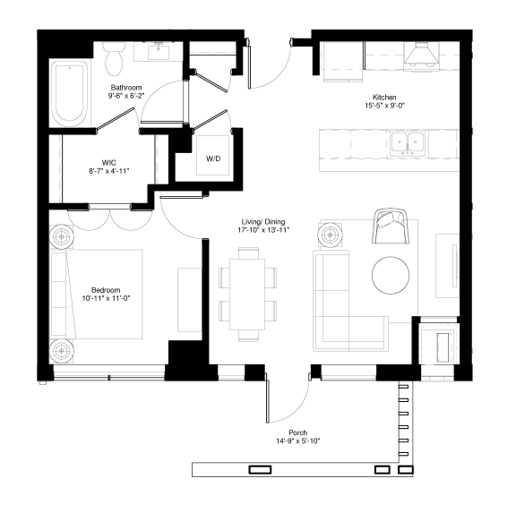 Floor Plan  Chestnut